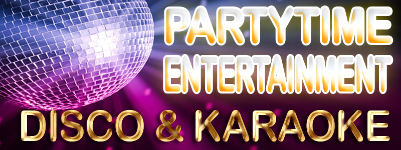 PartyTime Entertainment – Disco & Karaoke